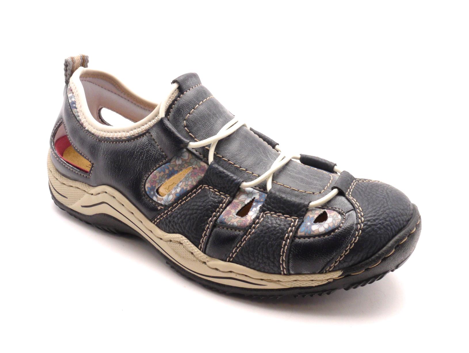 Rieker Dámská sportovní obuv L0561-14 Velikost: 41