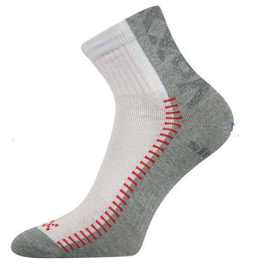 Sportovni pruhovane panske ponozky velikost 43 46 levně  b213348984