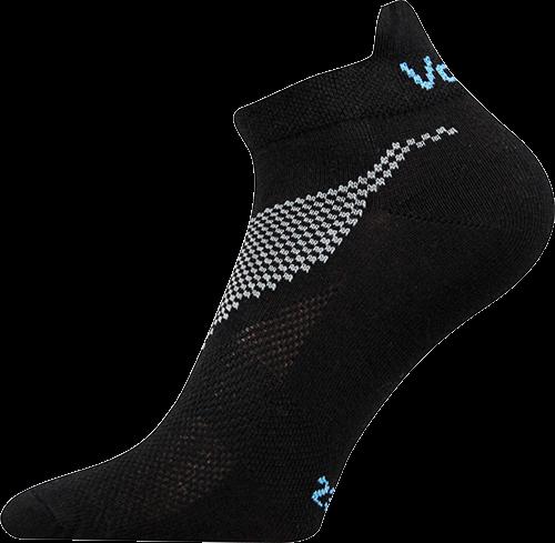 Voxx Ponožky Iris - černá velikost: 35-38