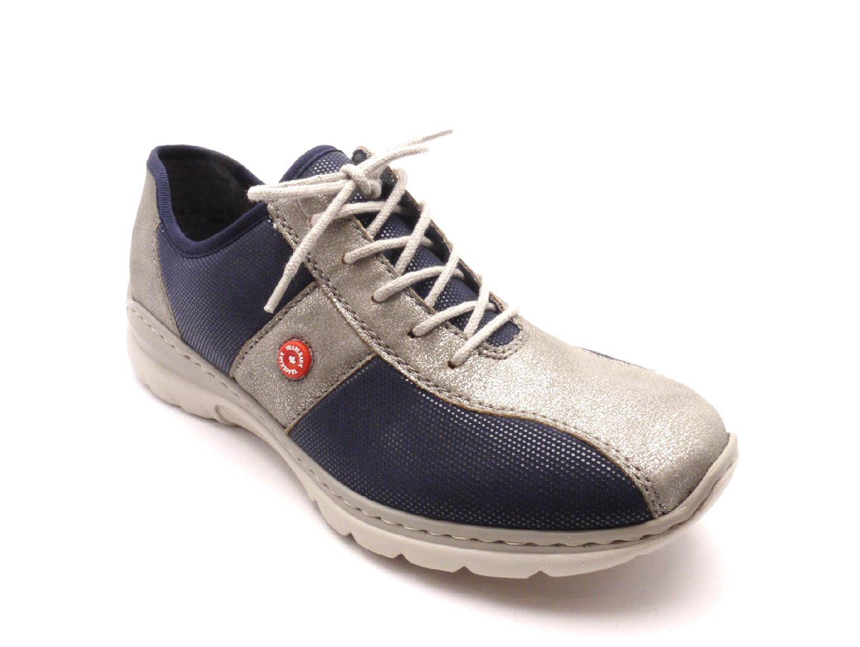 18a5dabddc Rieker Dámská obuv s paměťovou pěnou l3218-40 Velikost  41