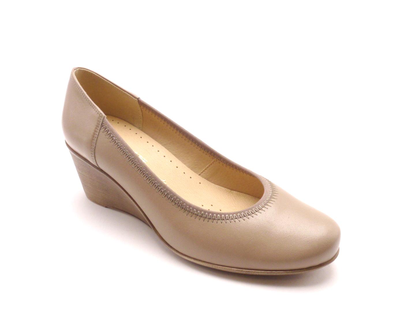 Mintaka Pohodlná obuv na klínku 727-245/585 Velikost: 37