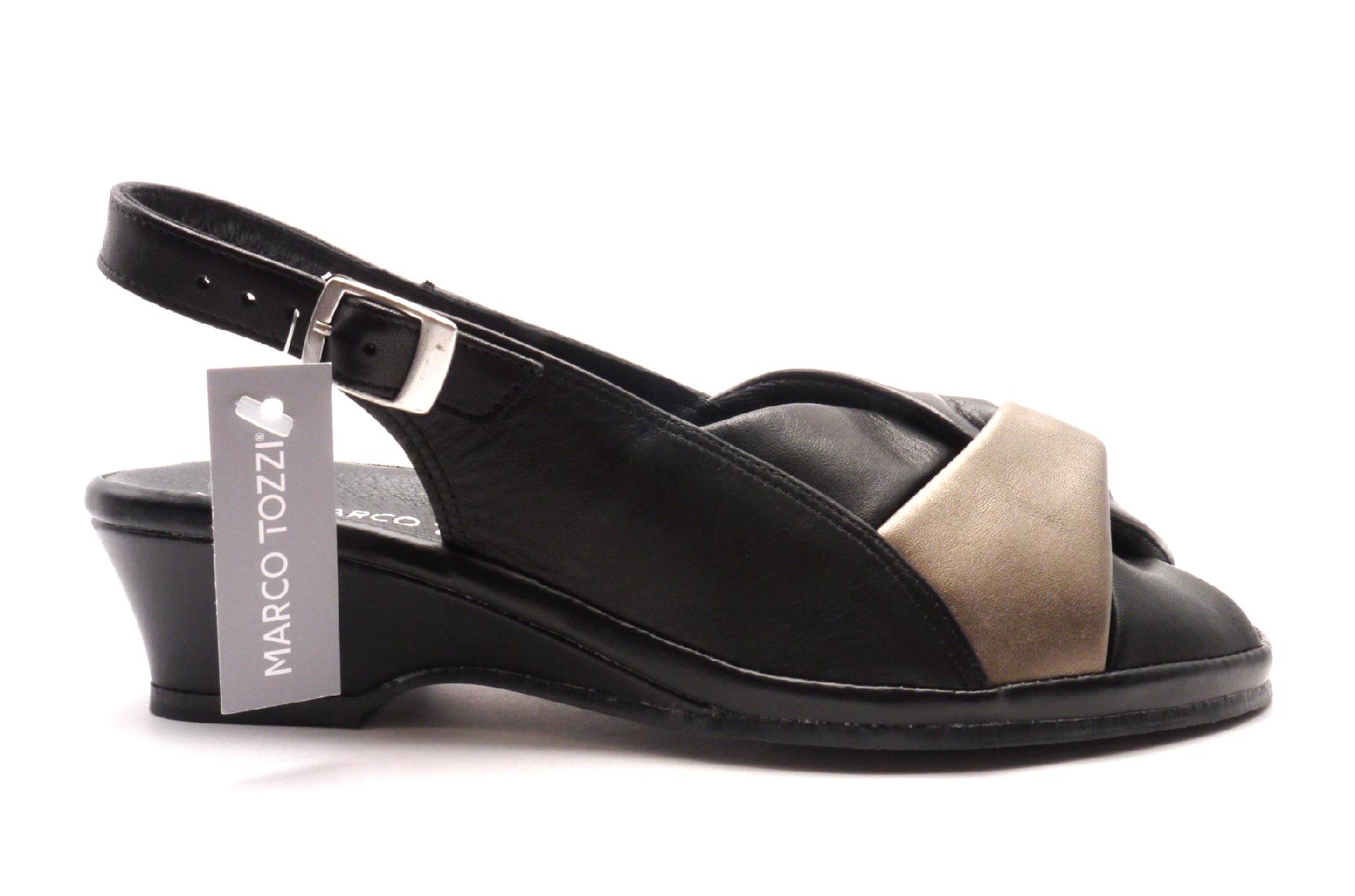 Marco Tozzi Dámské sandály 2-28910-28 Velikost: 36
