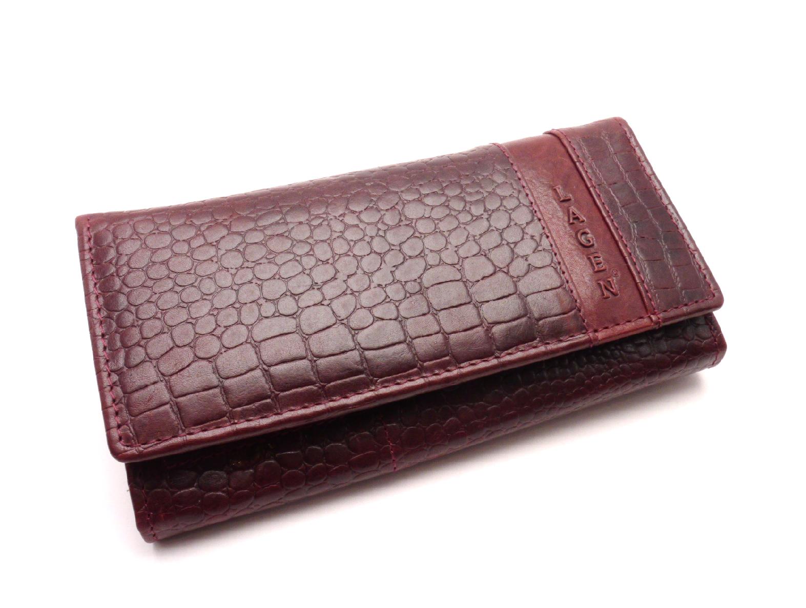 Lagen Dámská kožená peněženka 5115