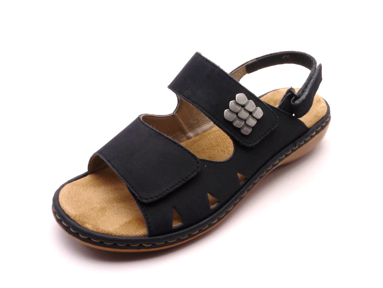 Rieker Dámské sandály 65992-14 Velikost: 40