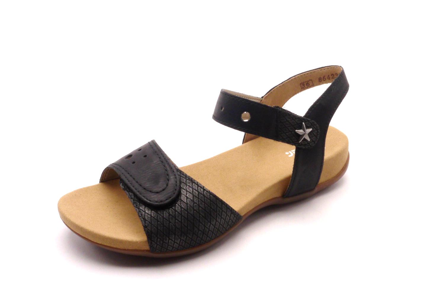 Rieker Dámské sandály K2259-02 Velikost: 36