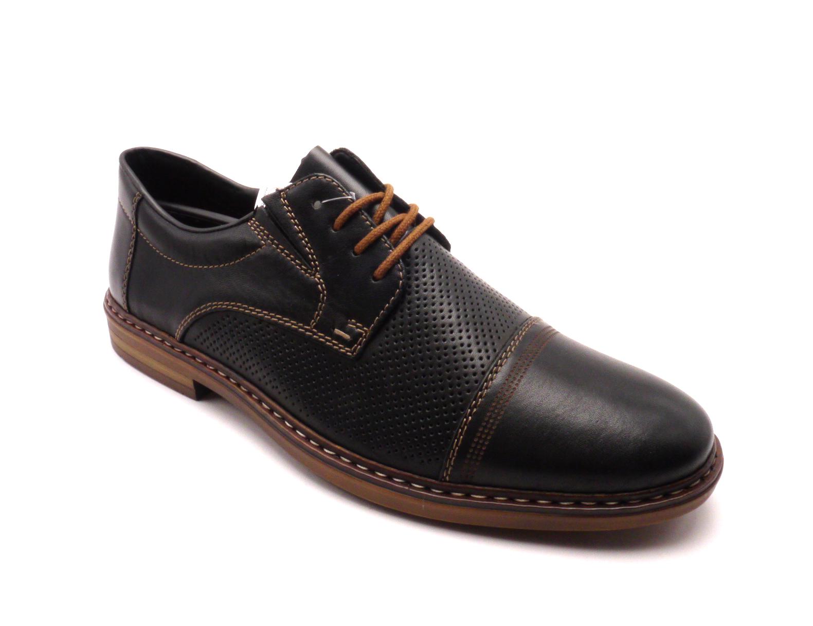 Rieker Pánská moderní obuv B1427-00 Velikost: 41