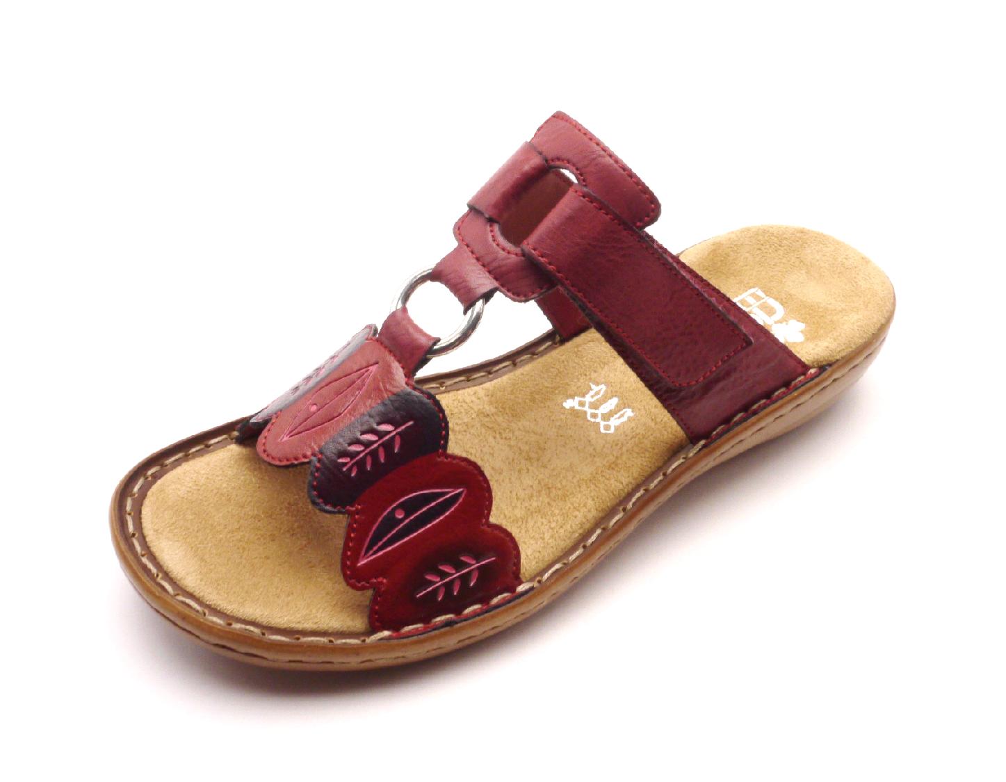 Rieker Dámská obuv 608R4-35 Velikost: 42
