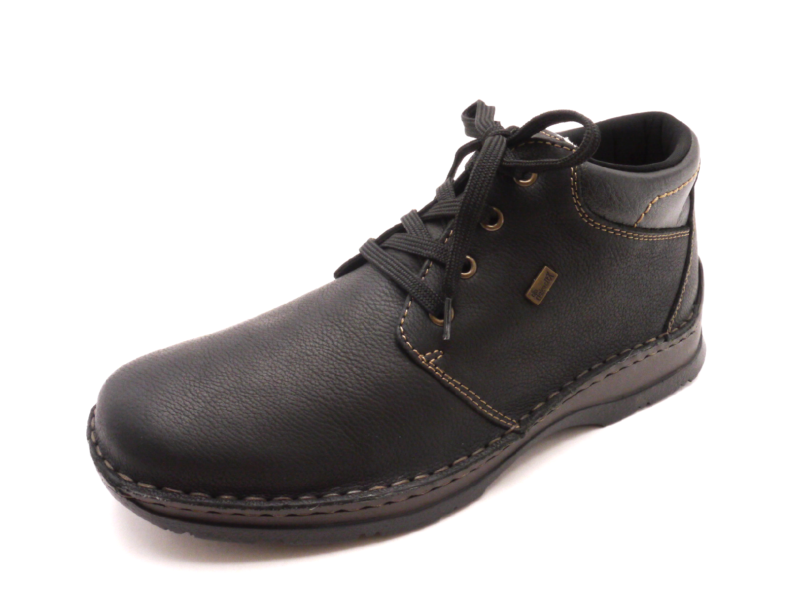 Rieker Pánská vyteplená obuv s ovečkou 05305-00 Velikost  41 a18205a477