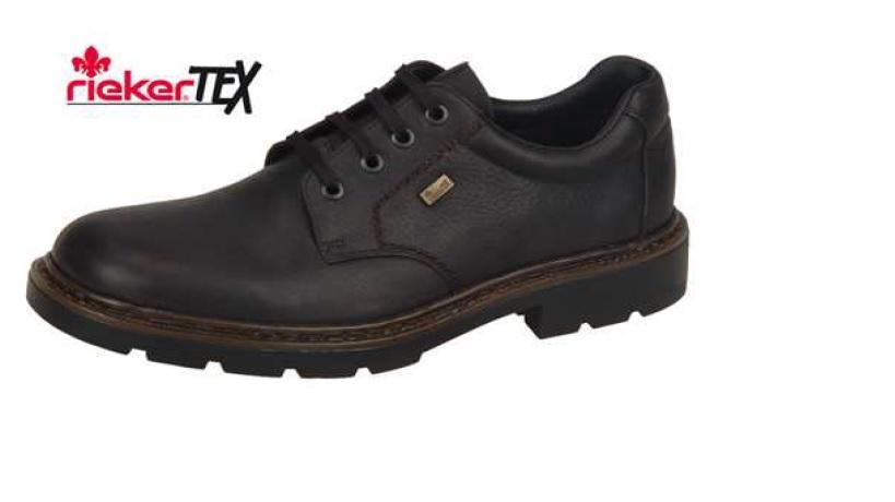 Rieker Pánská pohodlná obuv s hrubou podrážkou 15910-26 Velikost: 45