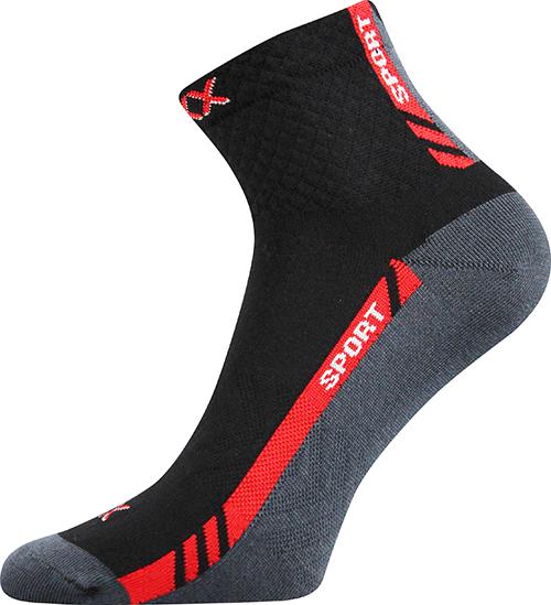 Voxx Ponožky Pius - černá velikost: 48-51