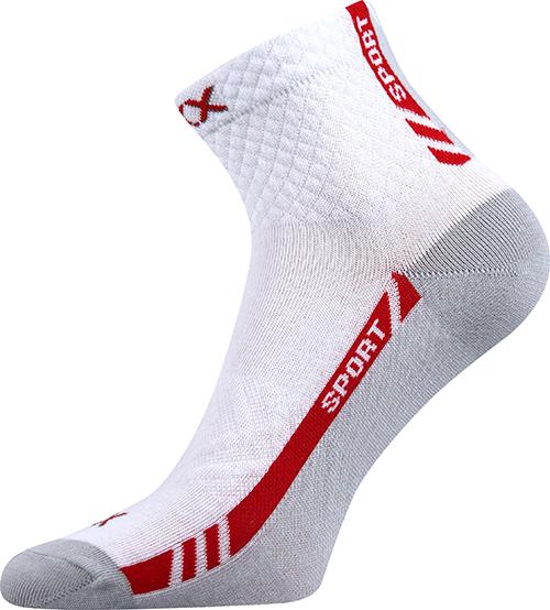 Voxx Ponožky Pius - bílá velikost: 35-38