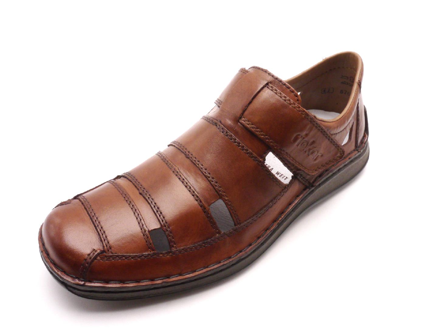 Rieker Pánská obuv s větráním 05278-24 Velikost: 41