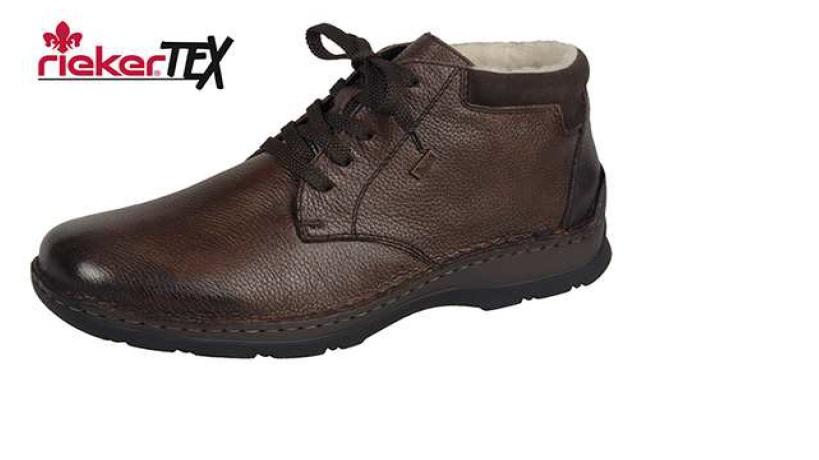 Rieker Pánská pohodlná zimní obuv 05341-24 Velikost: 40