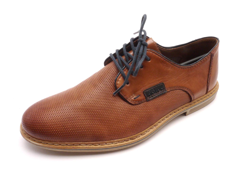 Rieker Pánská moderní obuv 14528-24 Velikost  41 81824a6a3be
