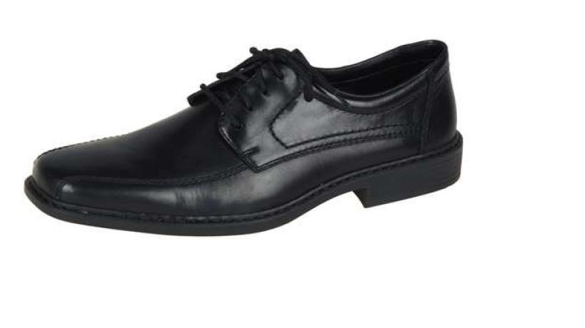 Rieker Pánská obuv s ozdobným prošíváním B0812-00 Velikost: 44