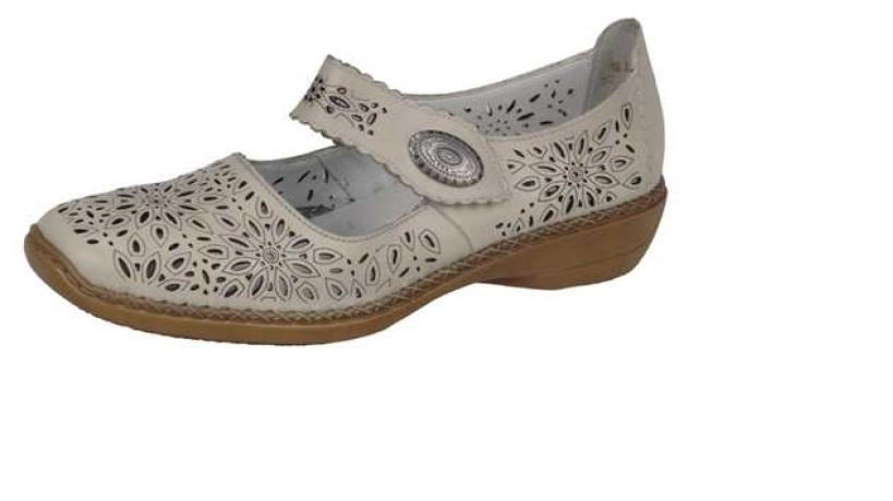 Rieker Dámská pohodlná obuv 41335-80 Velikost: 42