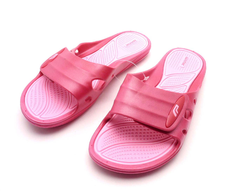 Wink Dámské gumové pantofle ST7100-2 růžová Velikost  36 fcd26bccb3