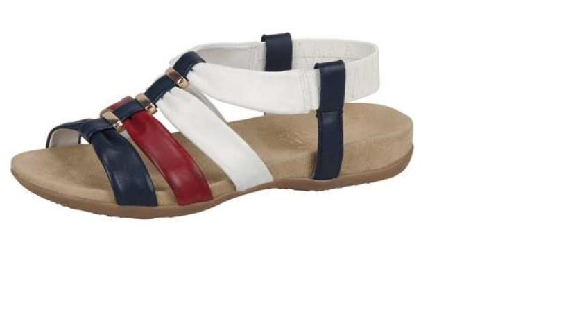 Rieker Dámské sandály tří barev velice módní 60560-14 Velikost: 36