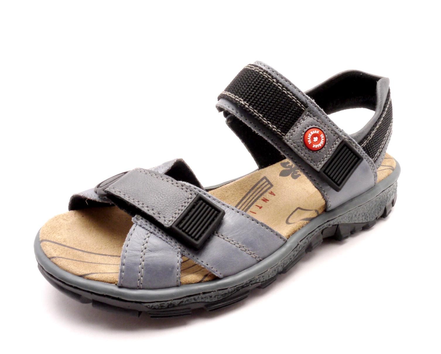 Rieker Dámský velice pohodlný sandál 68851-12 Velikost  37 20251dfa42f
