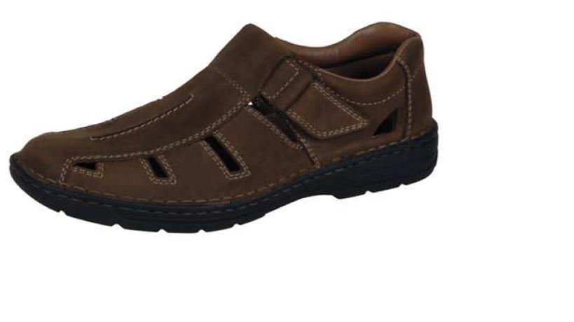 Rieker Pánská obuv s větráním b0457-27 Velikost: 43