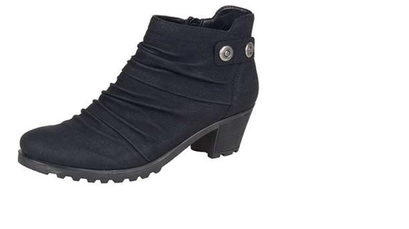 Rieker Dámská zimní kotníčková obuv y8063-00 Velikost: 40