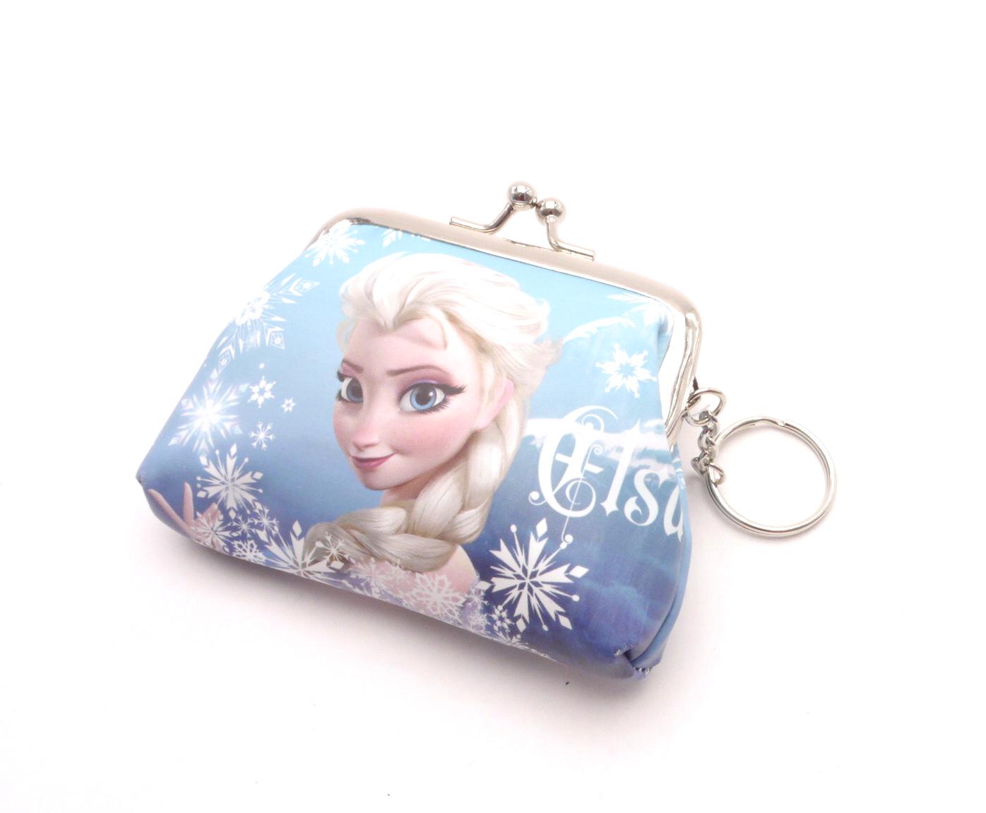 MCM Dětská peněženka s kroužkem na klíče PH4951-1 Elsa