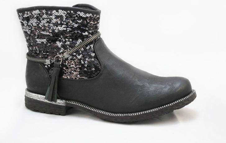 Rieker Dámská módní kotníčková obuv 95461-00 Velikost: 42