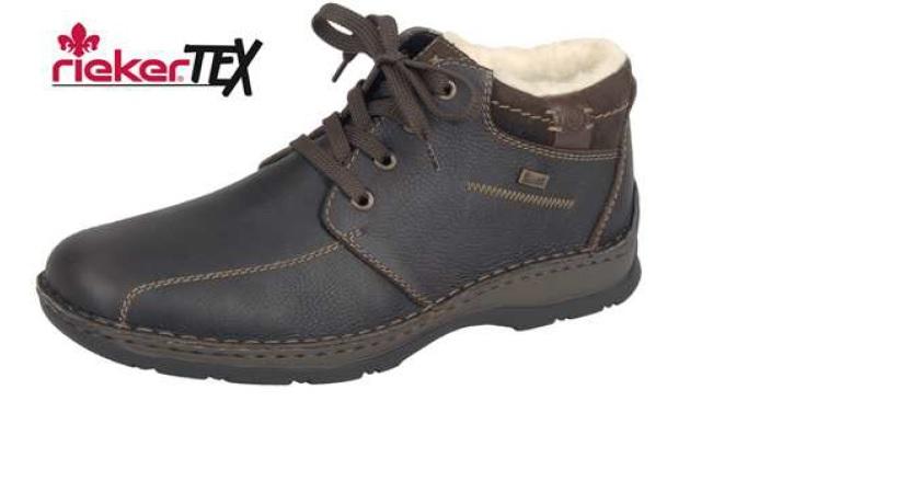Rieker Pánská obuv s ovečkou 05331-25 Velikost  42 02e1bb3697c