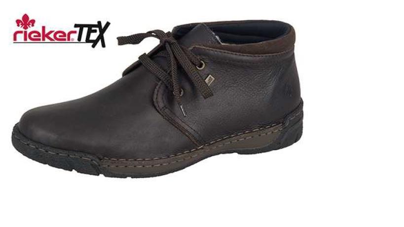 Rieker Pánská zateplená obuv s membránou b0344-25 Velikost: 40