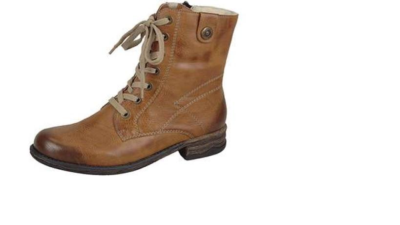 Rieker Dámská hnědá obuv z9814-24 Velikost  38 092c1086d8