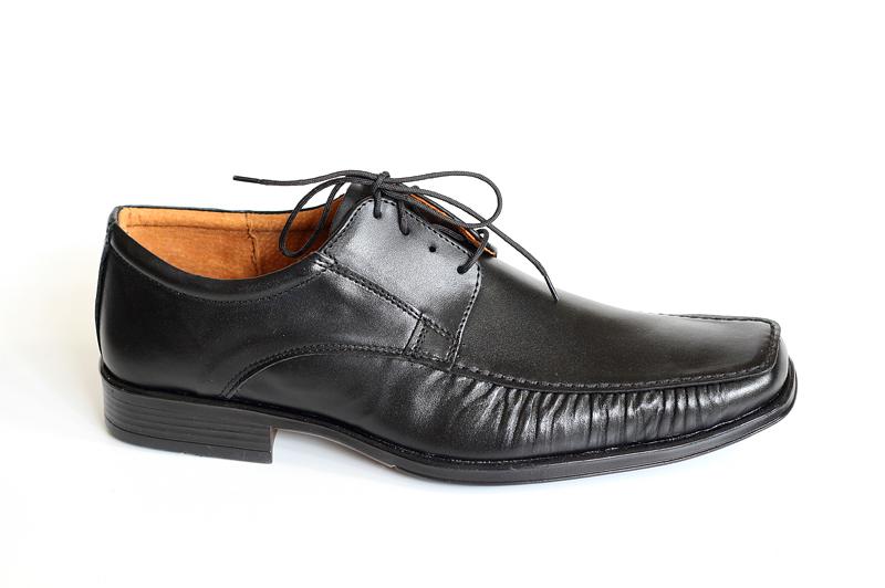 Madler Pánská společenská obuv 131 Velikost: 41