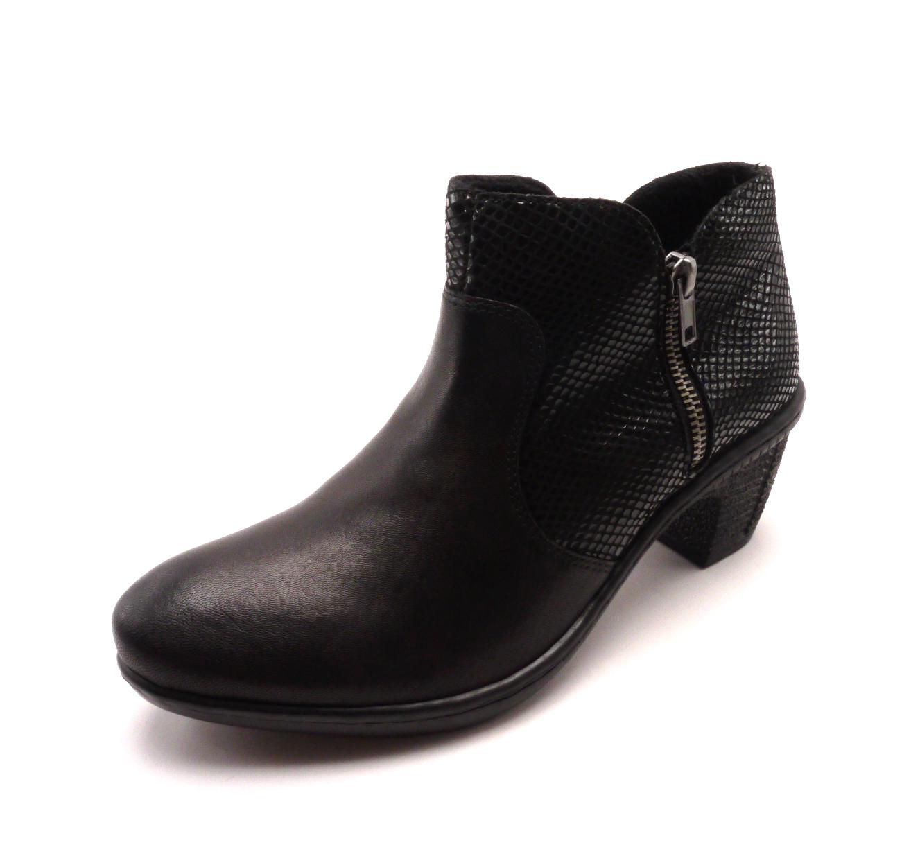 Rieker Dámská kotníčková obuv 50288-00 Velikost: 36
