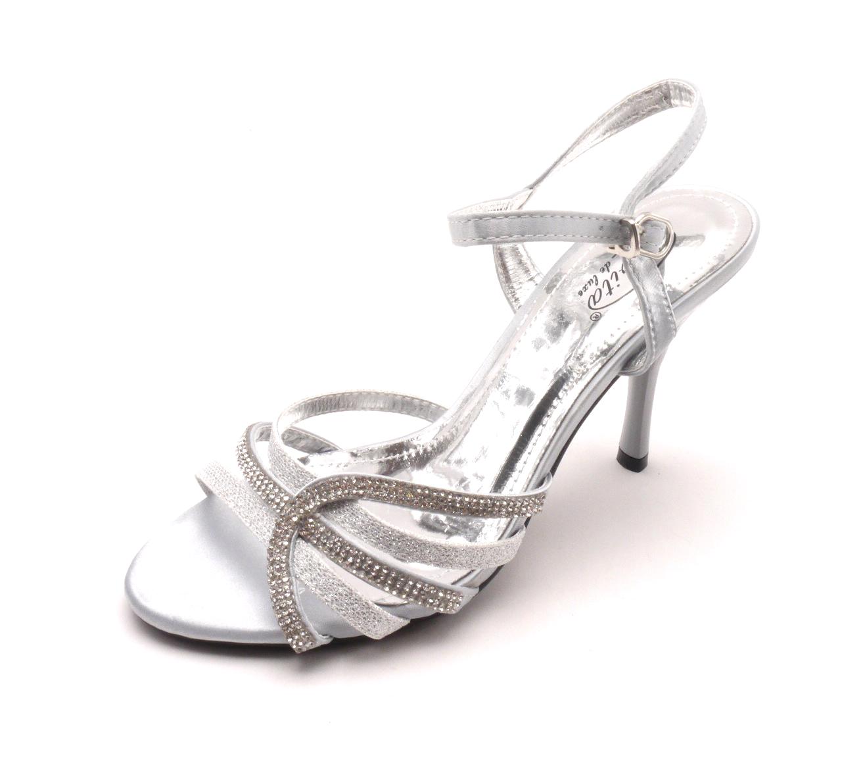 John Garfield Dámská elegantní plesová obuv JF759366015 Velikost: 35