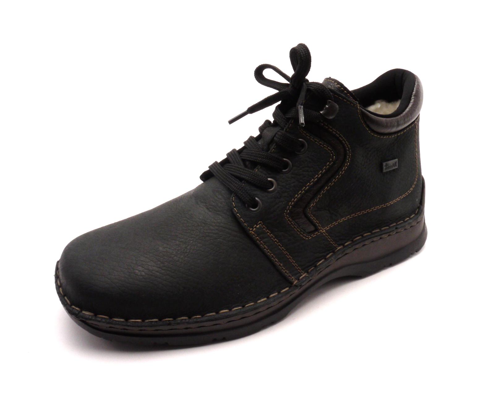 Rieker Pánská kotníková obuv 05338-00 Velikost  41 c190930a3fb