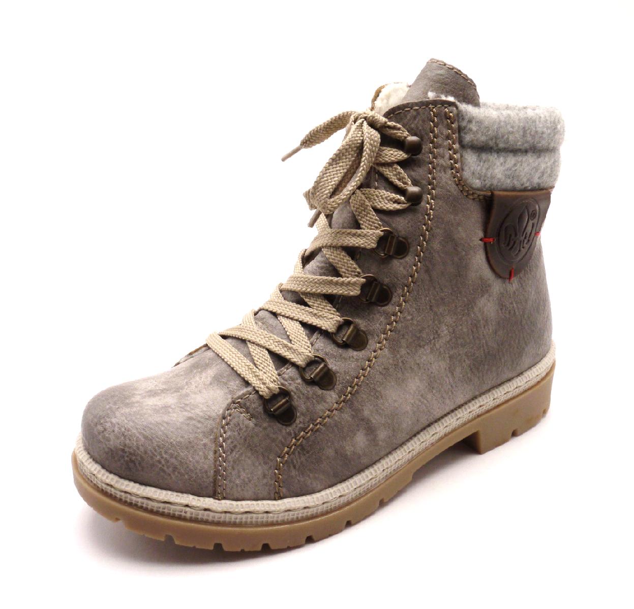 c141d9d6f7 Rieker Dámská kotníková obuv Y9430-43 Velikost  38