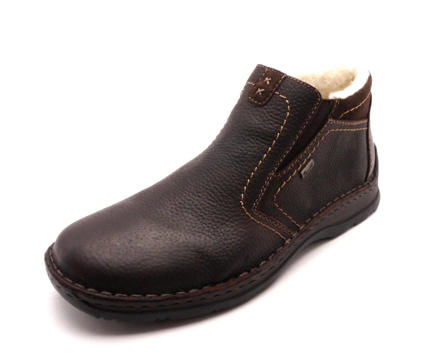 Rieker Pánská kotníková obuv 05394-25 Velikost  43 43f6136fcb