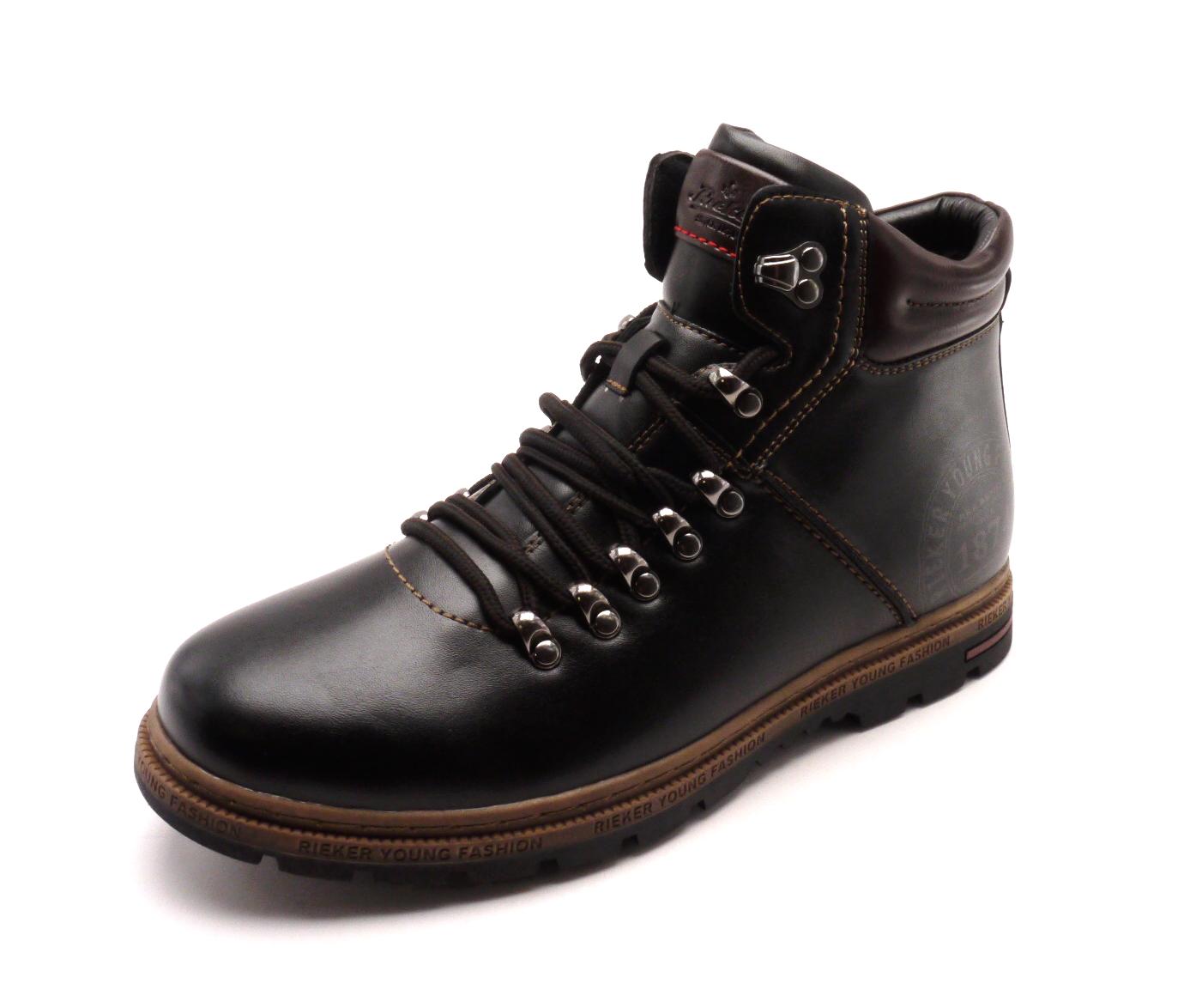 Rieker Pánská kotníková obuv F9811-00 Velikost: 40