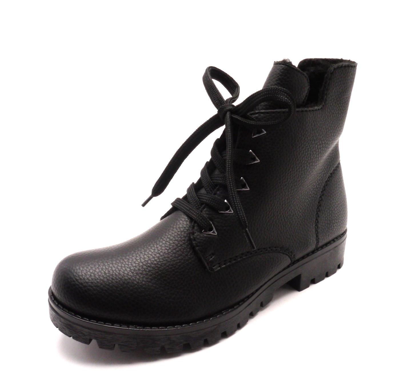 Rieker Dámská kotníková obuv 785A8-00 Velikost: 37