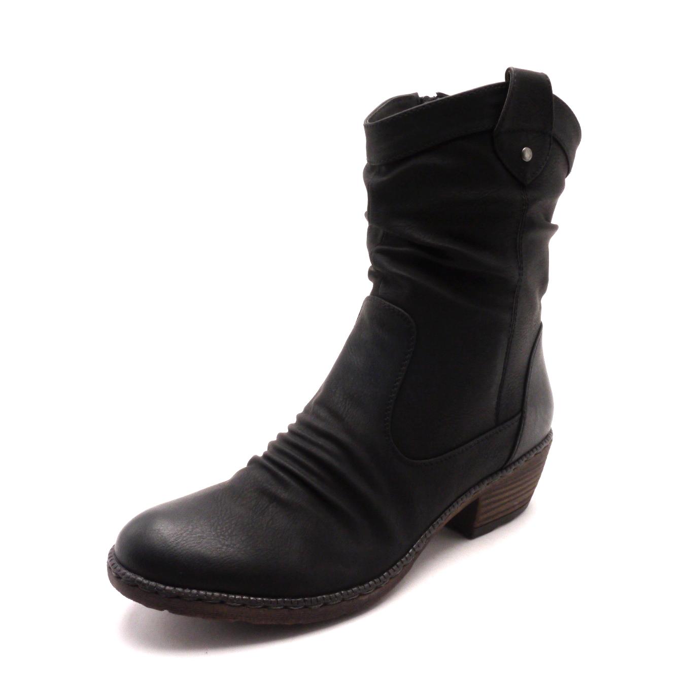 Rieker Dámská kotníková obuv 93770-01 Velikost: 42