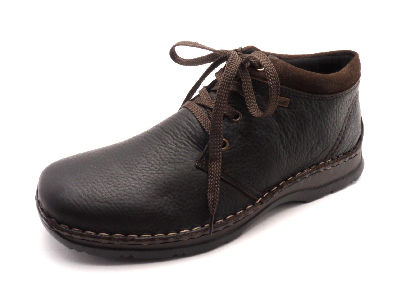 Rieker Pánská módní obuv s kožíškem 05346-25 Velikost: 40