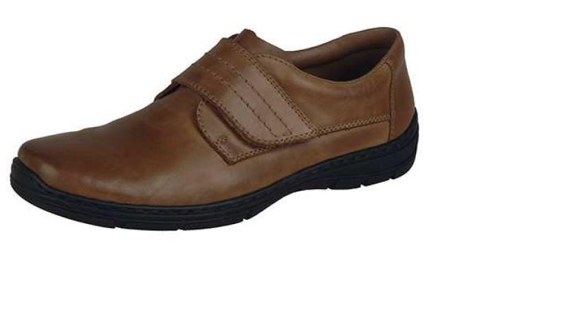 Rieker Pánská obuv se suchým zipem přes nárt 15262-25 Velikost: 42