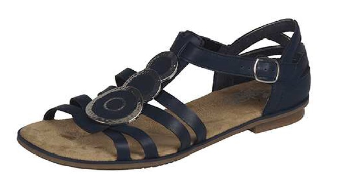 Rieker Dámské krásné a elegantní sandály 64296-14 Velikost: 41