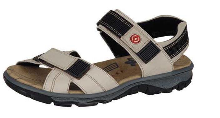 Rieker Dámský velice pohodlný sandál 68851-60 Velikost: 39