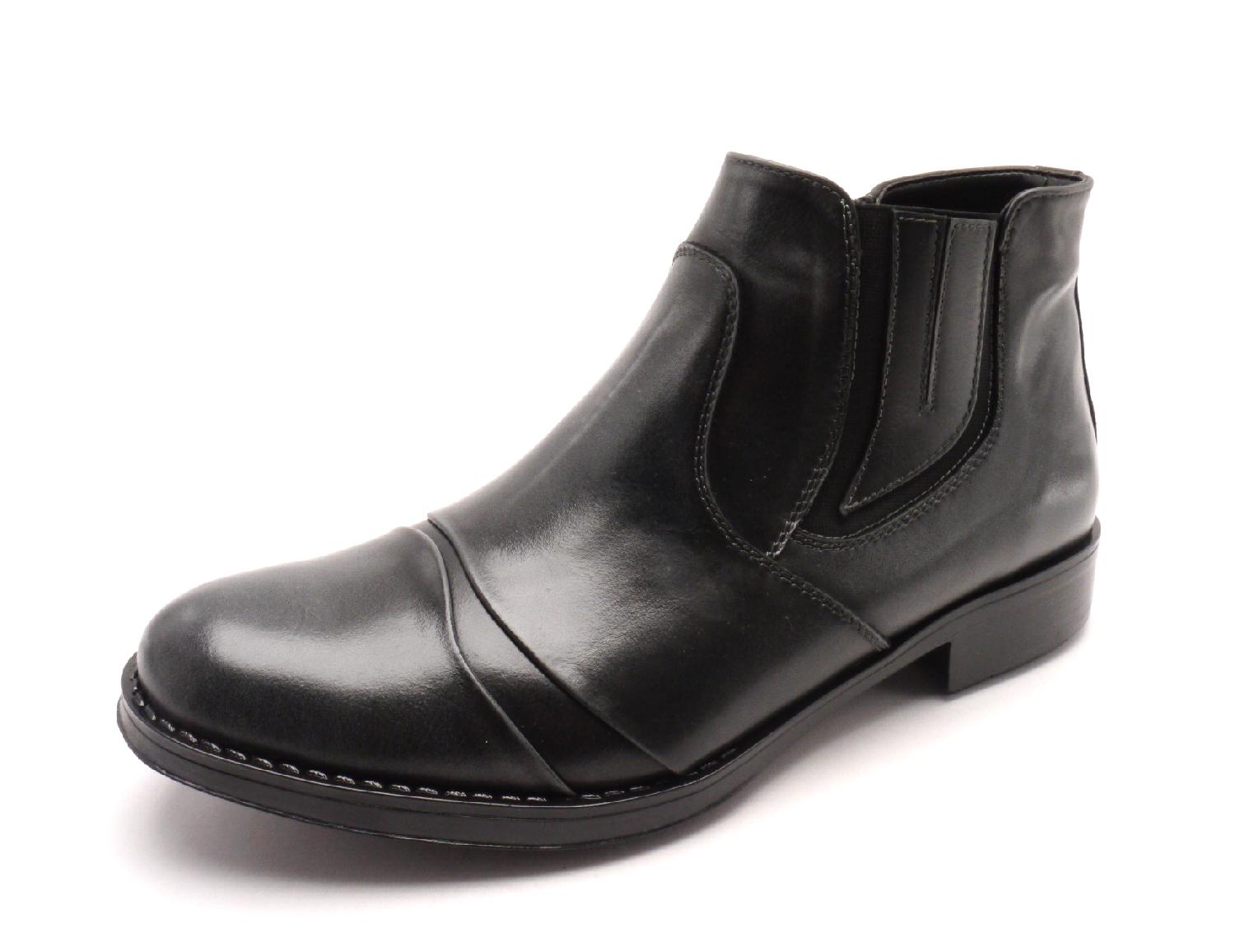 Mintaka Pánská kožená obuv 235 POP STAL Velikost: 41