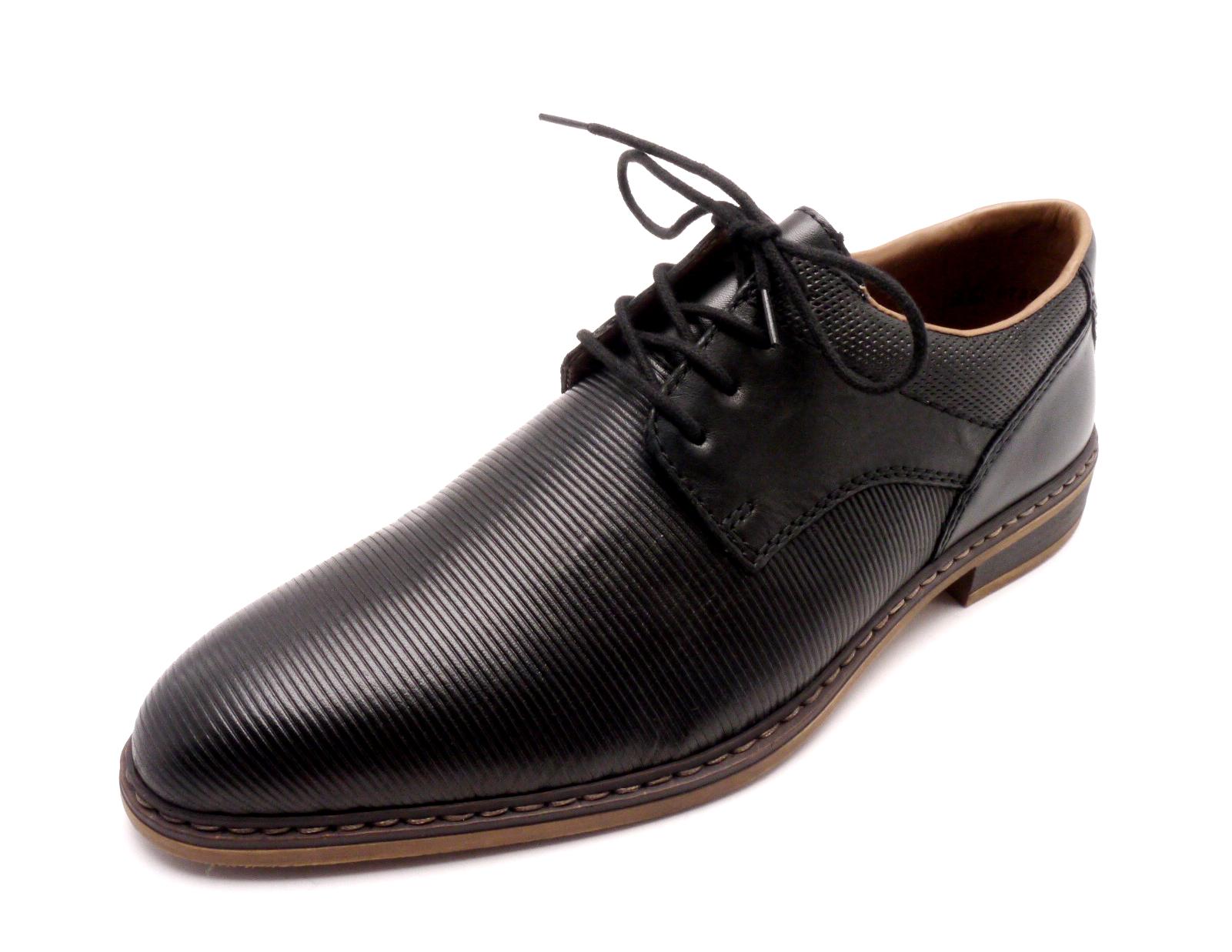Rieker Pánská společenská obuv 11412-00 Velikost  41 4d465a92b4f