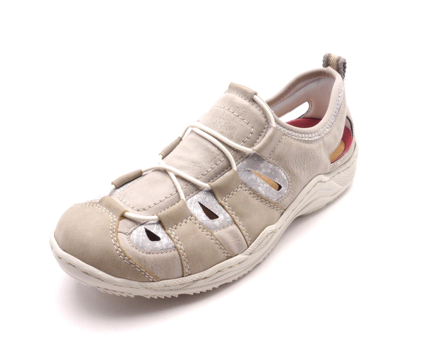 Rieker Dámská sportovní obuv L0561-42 Velikost: 38