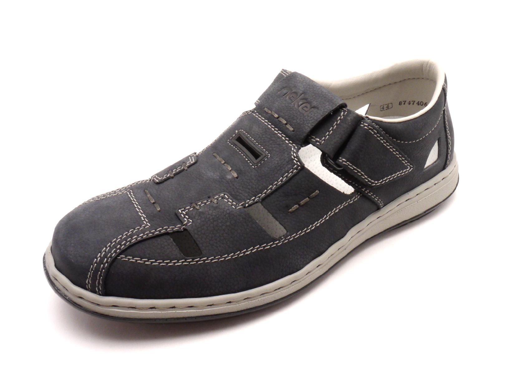 Rieker Pánské uzavřené sandály 17384-15 Velikost: 41