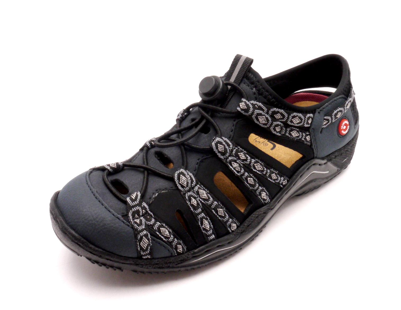 Rieker Dámská sportovní obuv L0577-15 Velikost  38 1321e8898f