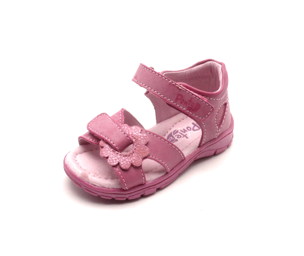 Obutex Dětské sandálky DA05-1-500 dark pink Velikost  27 b9600413cbd