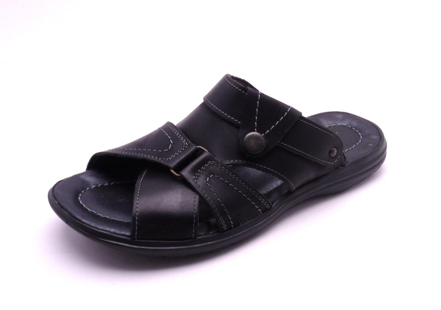 49f819af5 Mintaka Pánské pohodlné kožené pantofle 727-247-024 Velikost: 41